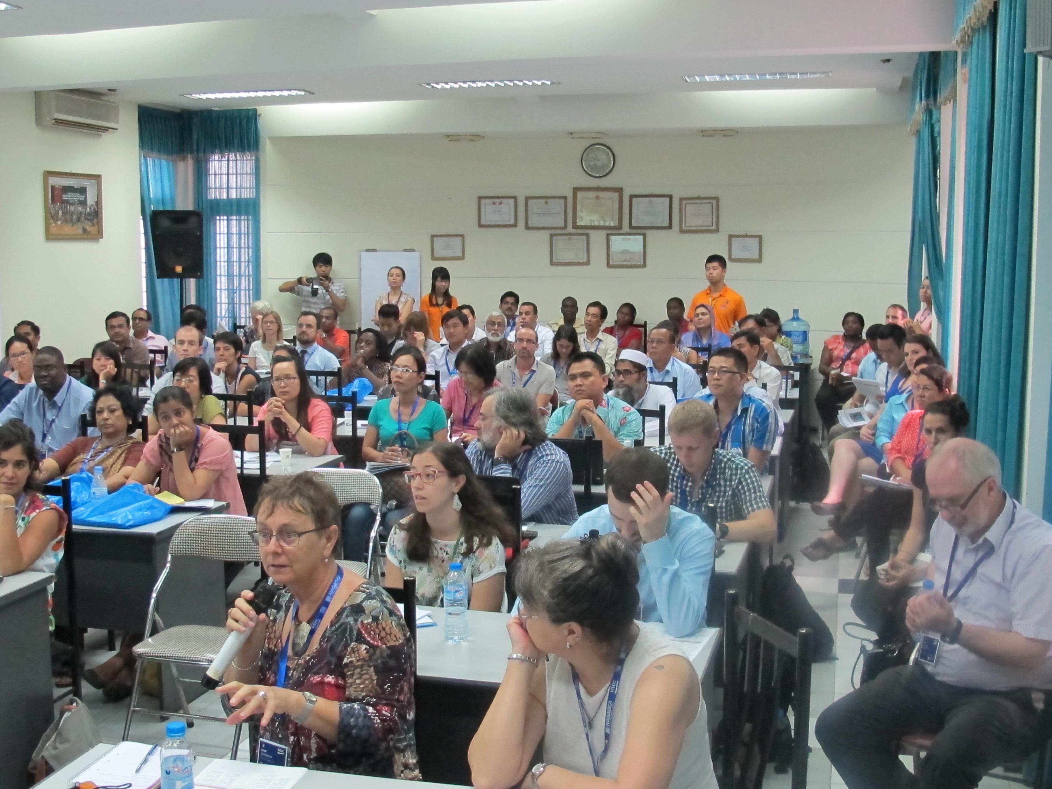 Hội thảo WEDC