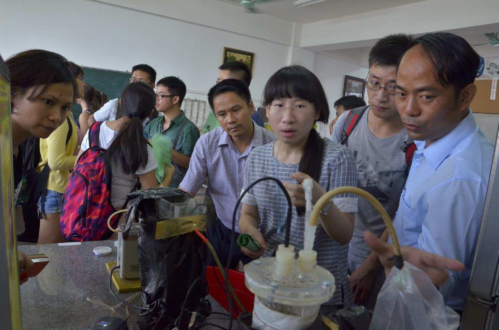 Sinh viên quốc tế tham gia khóa học mùa hè năm 2015