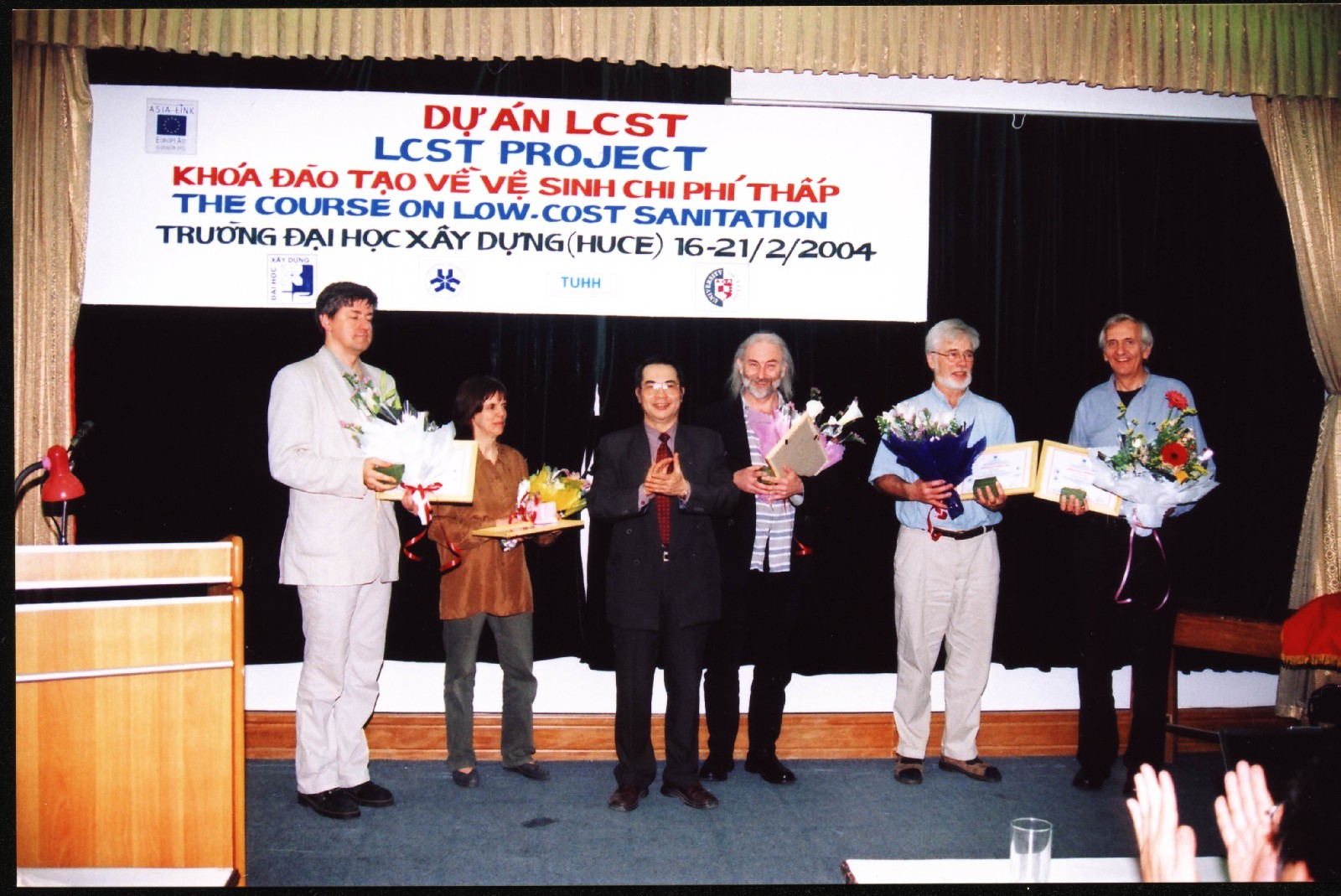 Dự án LCST - EU