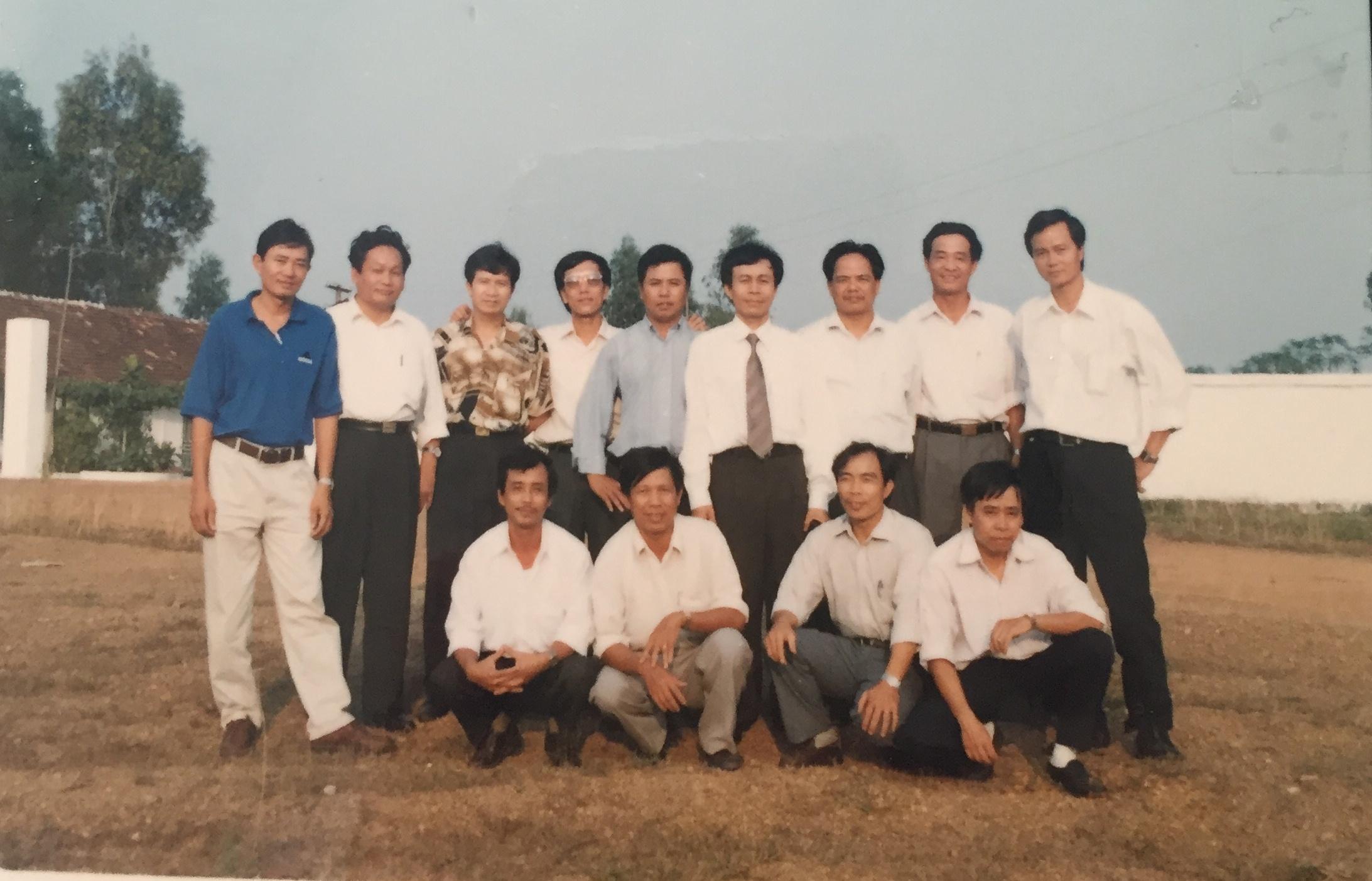 Các cựu sinh viên K18