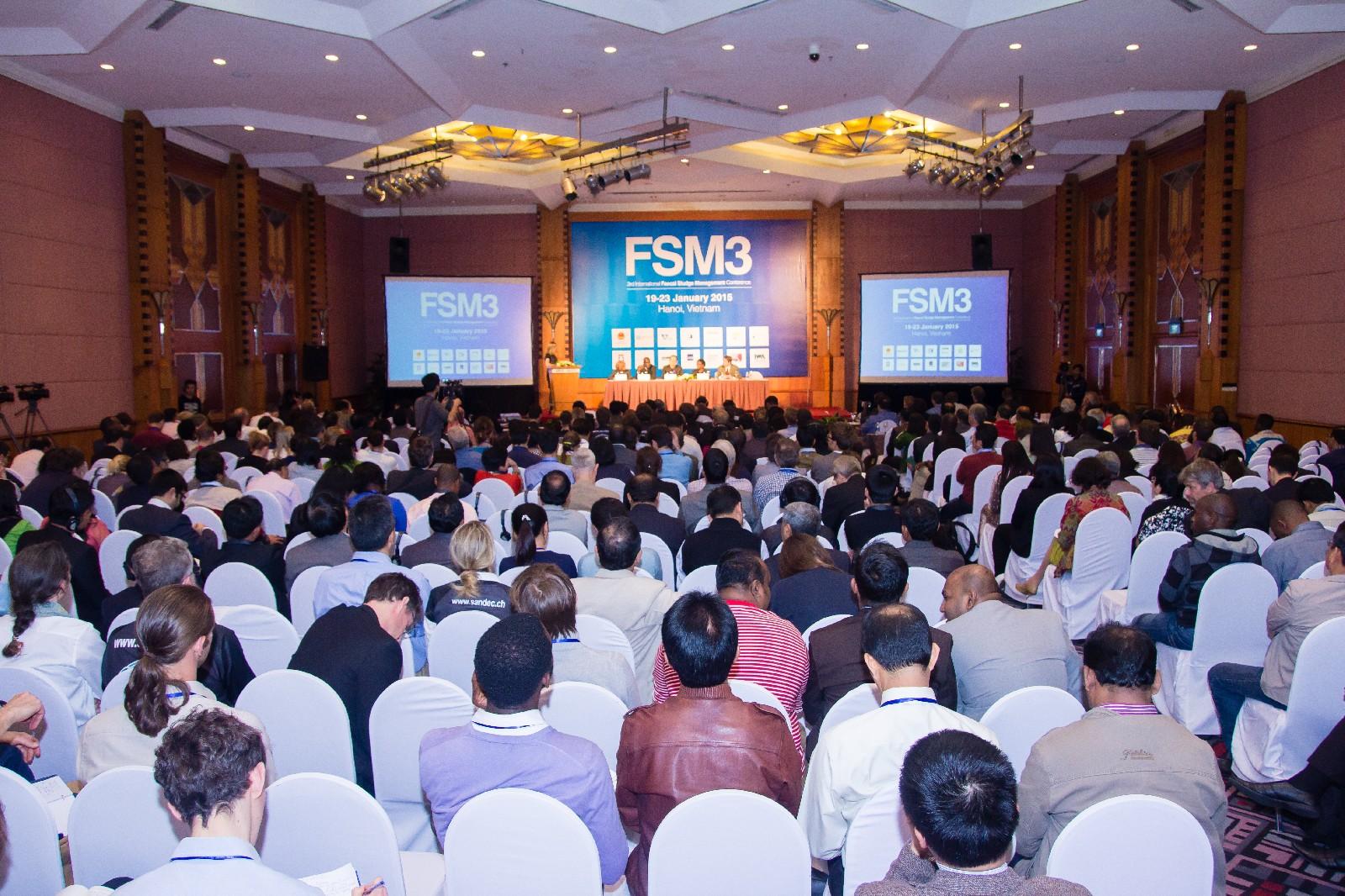 Bộ môn CTN chủ trì Hội thảo quốc tế FSM3, 1.2015